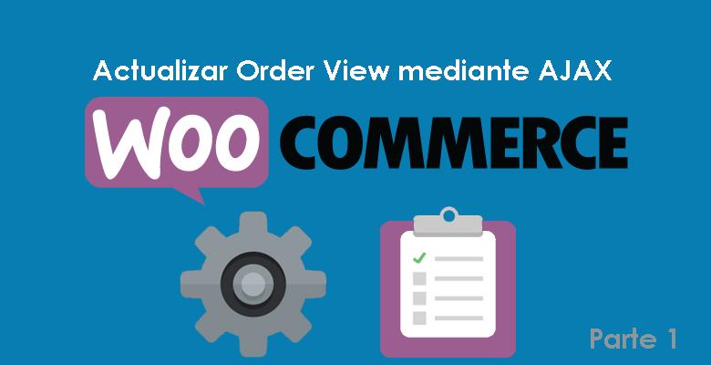 order view mediante ajax