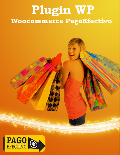 pagoefectivo wordpress woocommerce